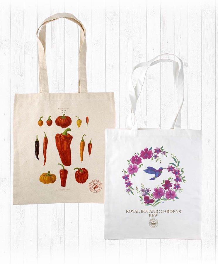 Digital Printing On Cotton Bags