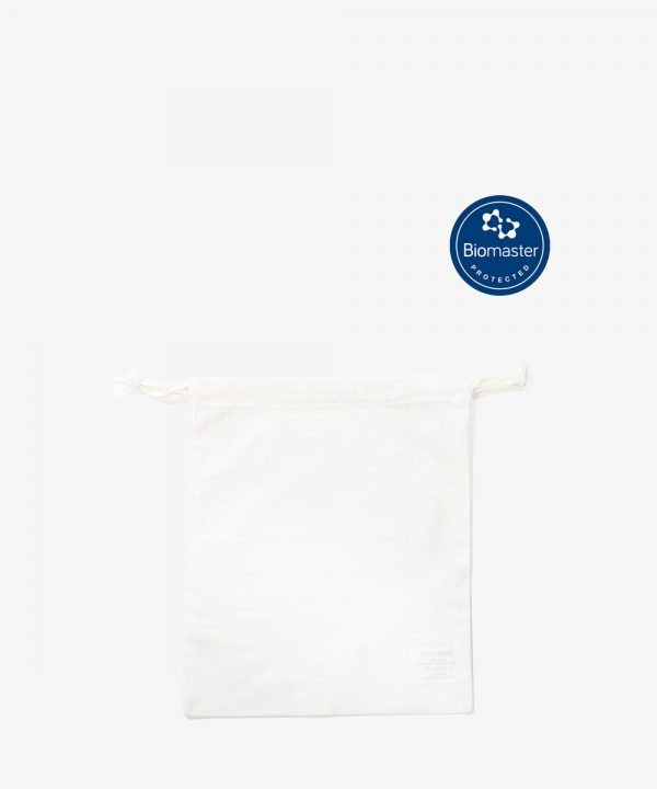 Large Antimicrobial Cotton Pouch